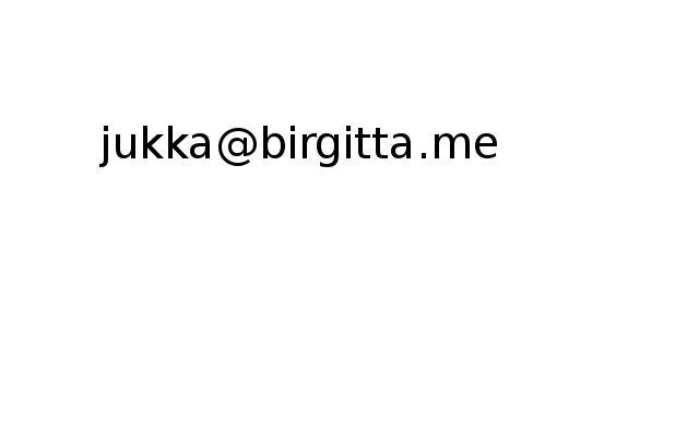 birgitta osoite